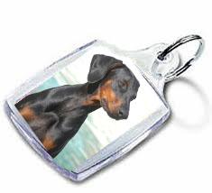 Porte clef chien